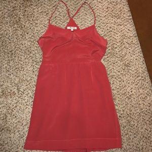 Madewell Silk Cami Dress